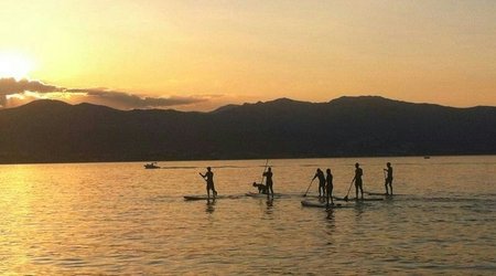 PADDLE SURF PORT SELVA EMPORDA COSTA BRAVA